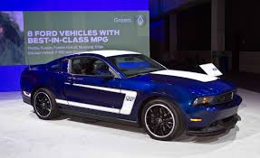 2012 Mustang Shelby Ford Mustang News 2012 Ford Mustang Boss 302 U0026ndash Car And Driver