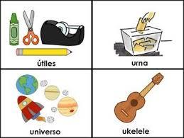 imagenes q inicien con la letra u resultado de imagen para objetos que empiezan con la vocal u