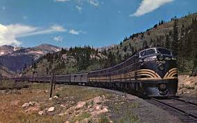 the sharpest rides the denver and rio grande western railroad