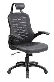 us 163 2 high back mesh u0026pu executive u0026 managerial computer desk