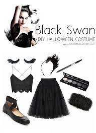 White Swan Halloween Costume Easy Diy Halloween Costumes Black Swan Ballet Halloween