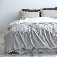 Ruched Bedding Duvet Covers Grey And White Striped Duvet Cover Grey Stripe
