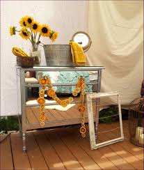 Metal Nightstands With Drawers Bedroom Marvelous 3 Drawer Nightstand Mirrored Dresser And