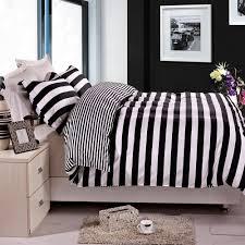 Striped Comforter Black And White Striped Comforter U2014 Rs Floral Design
