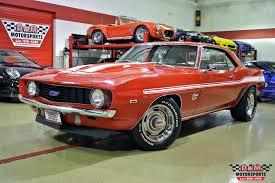 how much is a yenko camaro worth 1969 chevrolet camaro yenko tribute stock m5167 for sale near