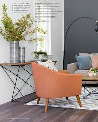 Living Spaces Sofa Table by Living Spaces Product Catalog Holiday 2016 Page 36 37