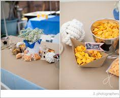 beach party centerpiece ideas party via kara u0027s party ideas