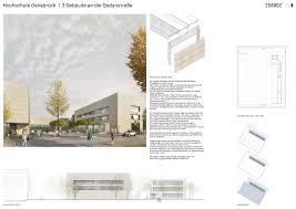 hã llen selbst designen 3 preis hochschule osnabrück 3 gebäude an der competitionline