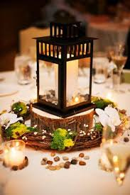 Lanterns With Flowers Centerpieces by Gold And Burgundy Fall Wedding Ideas Pinterest Gold