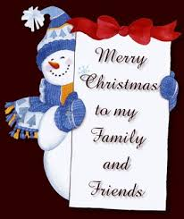 merry my family this is a special time of the