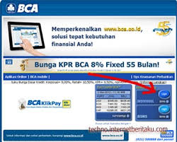 Klikbca Individual Cara Mengaktifkan Banking Bca Klik Bca Nb Catatan