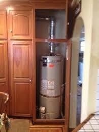 cabinet style water heater cabinet style water heater basement inspiring