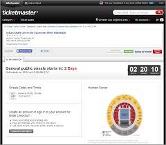 ticketmaster u0027s onsale presale ticket countdown clock