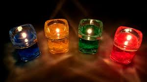 how to make water candles youtube
