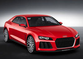 audi sports car the new audi sport quattro concept car has laser headlights maxim