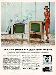 rca victor tv cabinet value original 1955 rca victor tv ad tv ads