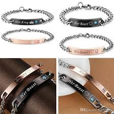 mens luxury bracelet images 2018 womens mens bracelet men women charm bracelets lovers couple jpg