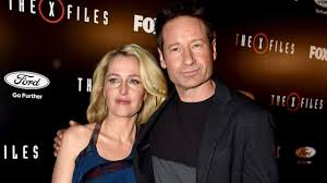 x files u0027 stars david duchovny and gillian anderson open up about