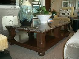 furniture entrancing granite top coffee table design ideas nu