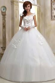 white wedding dress buy boat necked white wedding gown online gowns womens wear