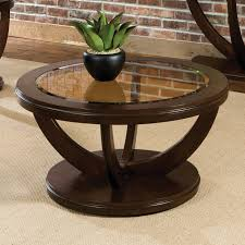 Round Coffee Table With Shelf Living Room Delightful Round Coffee Tables With Storage For