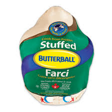 frozen whole turkey turkey butterball stuffed whole turkey bird and recipes from