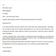 authorization letter 9 free doc download