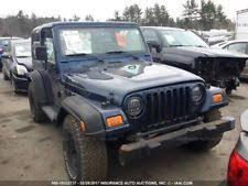 99 Jeep Wrangler Interior Jeep Wrangler Full Doors Ebay