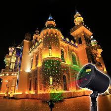Christmas Laser Light Show Decolighting Star Laser Christmas Light Show Outdoor Decorations