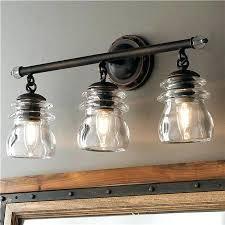 Glass Vanity Light Vanities Antique Copper Vanity Light Copper Vanity Light