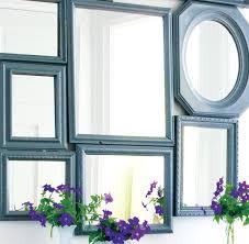 cornici per foto un specchio appendibile di vecchi cornici per fotografie