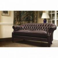 canapé cuir anglais chesterfield chesterfield canapé fauteuil chester button by gallery