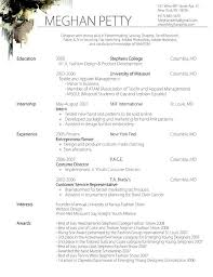 The Best Resumes by Fashion Designer Resume Berathen Com