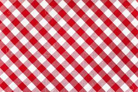 checked fabric tablecloth stock photo picture and royalty