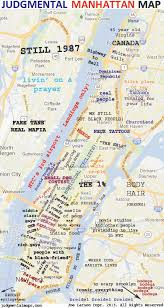 map of nyc maps judgmental map of nyc untapped cities