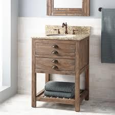 Pine Bathroom Vanity Cabinets 24