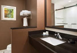 king guest room walk in shower fairfield inn suites bristol fairfield inn suites bristol