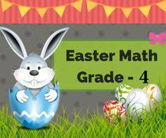 this is egg cellent easter math worksheets for grade 3 it is a