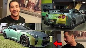 tanner fox gtr buying tanner fox u0027s gtr wrap youtube