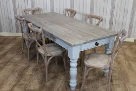 furniture excellent unique distressed wood dining table is free