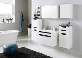 badezimmer set günstig held badmöbel set 180 cm hochglanz weiss mit blenden in hochglanz