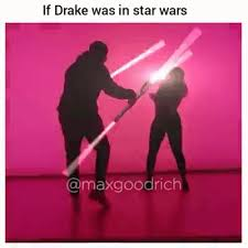 Drake Walking Meme - if drake was in star wars hotline bling vines memes