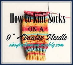 knitting pattern for socks using circular needles knitting pure and simple 9728 beginner socks cuff down i