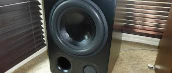 best budget home theater subwoofer hsu research vtf 3 mk5 hp powered subwoofer review