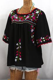 mexican blouses u0026 hand embroidered vintage style peasant tops siren
