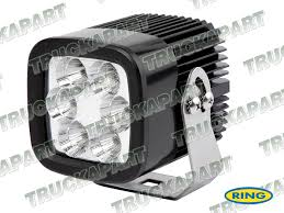 led automotive work light 6 led cube work l rcv9600 rcv9601 by ring automotive