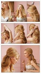 wedding hairstyles step by step instructions 152 best hairstyles images on pinterest bridal hairstyles make