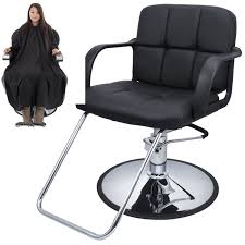 Wholesale Barber Chairs Los Angeles Cutting Hair Cape W Hydraulic Barber Chair Salon Beauty Spa