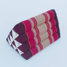 38 best triangle pillow images on pinterest thai style cushions