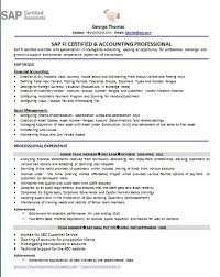 sap sd resumes free download sap fico consultant resume download
